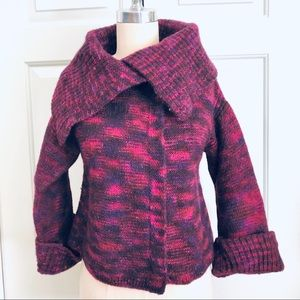 Marc by Marc Jacobs Size Small Merlot Cropped